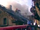 Pożar na ulicy Kościuszki - 30 kwietnia 2008 r.
