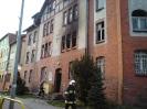 Pożar budynku na ul. Sikorskiego - 17 kwietnia 2011